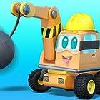 Super Truck - Carl the Transformer (2018)