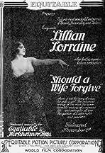 Should a Wife Forgive?