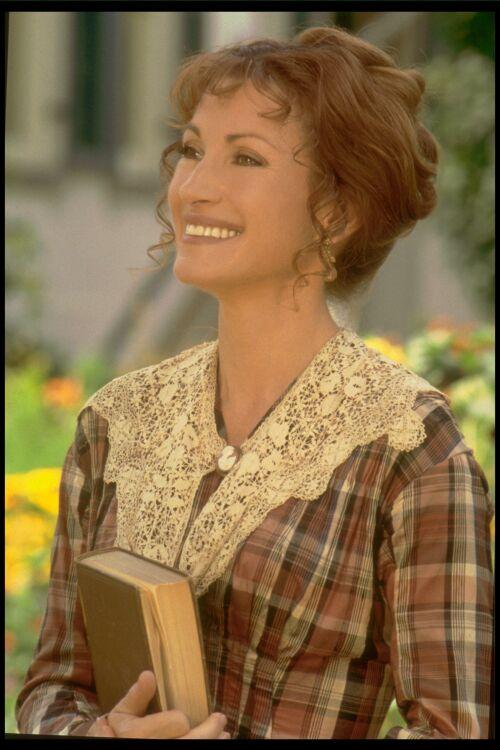 Jane Seymour stars as Fanny Kemble