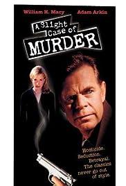 A Slight Case of Murder Poster
