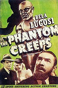 Movies hd download 720p The Phantom Creeps USA [mts]