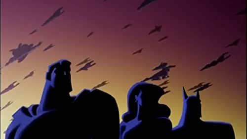 A continuation of the Justice League animated series finds the original members of the team joined in their battle against crime and evil by dozens of other heroes from the DC comics universe.