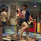 Joey King and Taylor Zakhar Perez in The Kissing Booth 2 (2020)