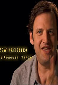 Primary photo for Andrew Kreisberg