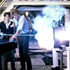 John Lithgow and Christopher Collet in The Manhattan Project (1986)