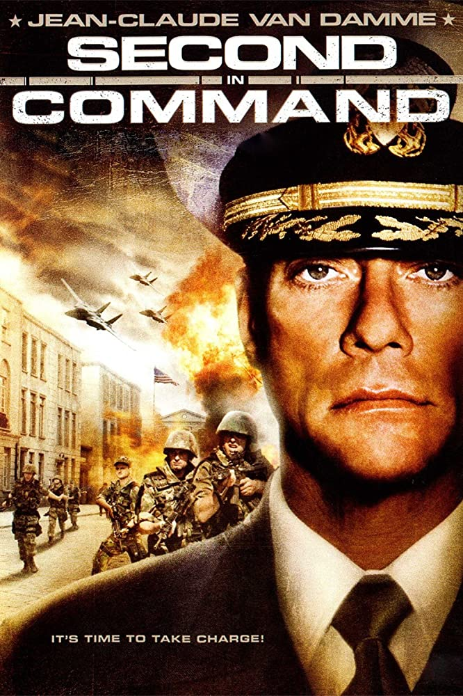 Poster film 'Second in Command' (2006)