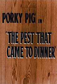The Pest That Came to Dinner Poster