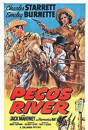 Pecos River Poster