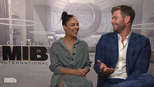 'Men in Black: International' Cast Talk Alien Cameos, Most Embarrassing Moments
