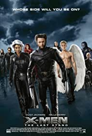 Famke Janssen, Halle Berry, Kelsey Grammer, Anna Paquin, Patrick Stewart, Ben Foster, James Marsden, Hugh Jackman, and Elliot Page in X-Men: The Last Stand (2006)