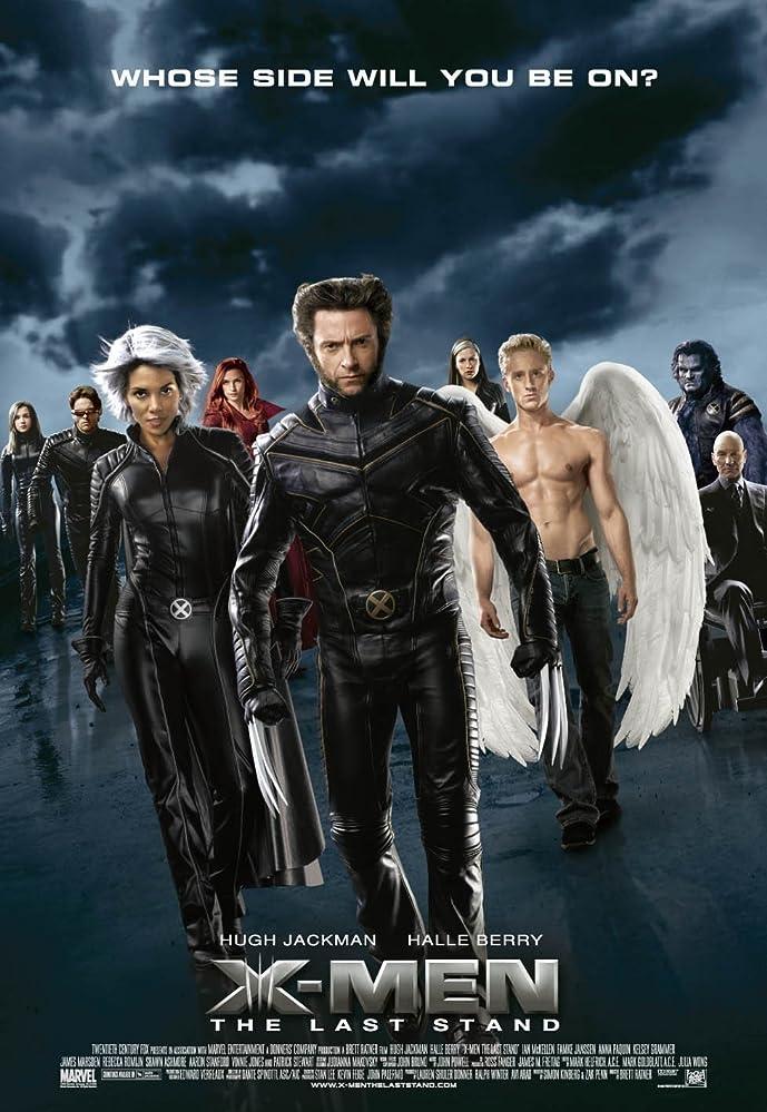 X-Men: O Confronto Final (2006) DVD-R Oficial Torrent Download