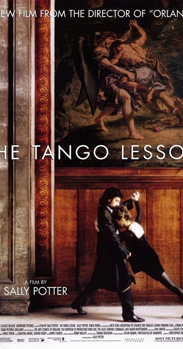 Subtitle of The Tango Lesson