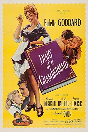 Where to stream The Diary of a Chambermaid