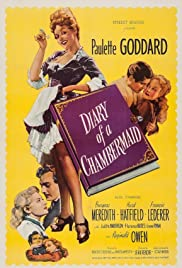 The Diary of a Chambermaid (1946) Poster - Movie Forum, Cast, Reviews