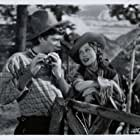 Buddy Ebsen and Jeanette MacDonald in The Girl of the Golden West (1938)
