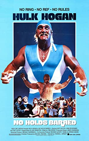 Where to stream No Holds Barred