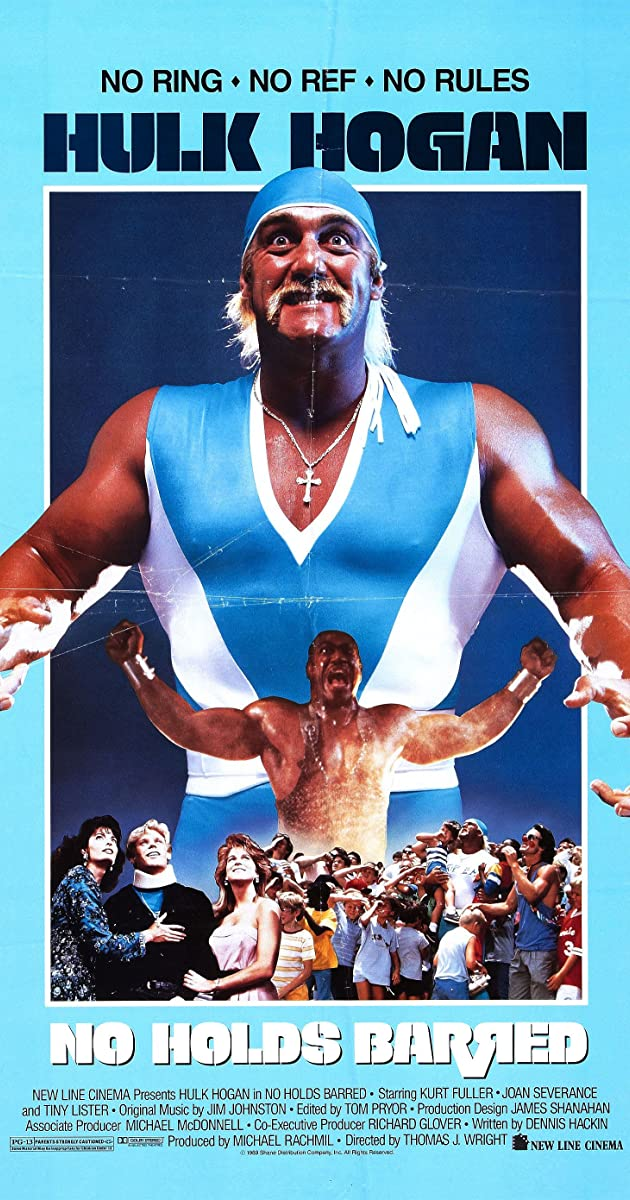 No Holds Barred (1989) - No Holds Barred (1989) - User