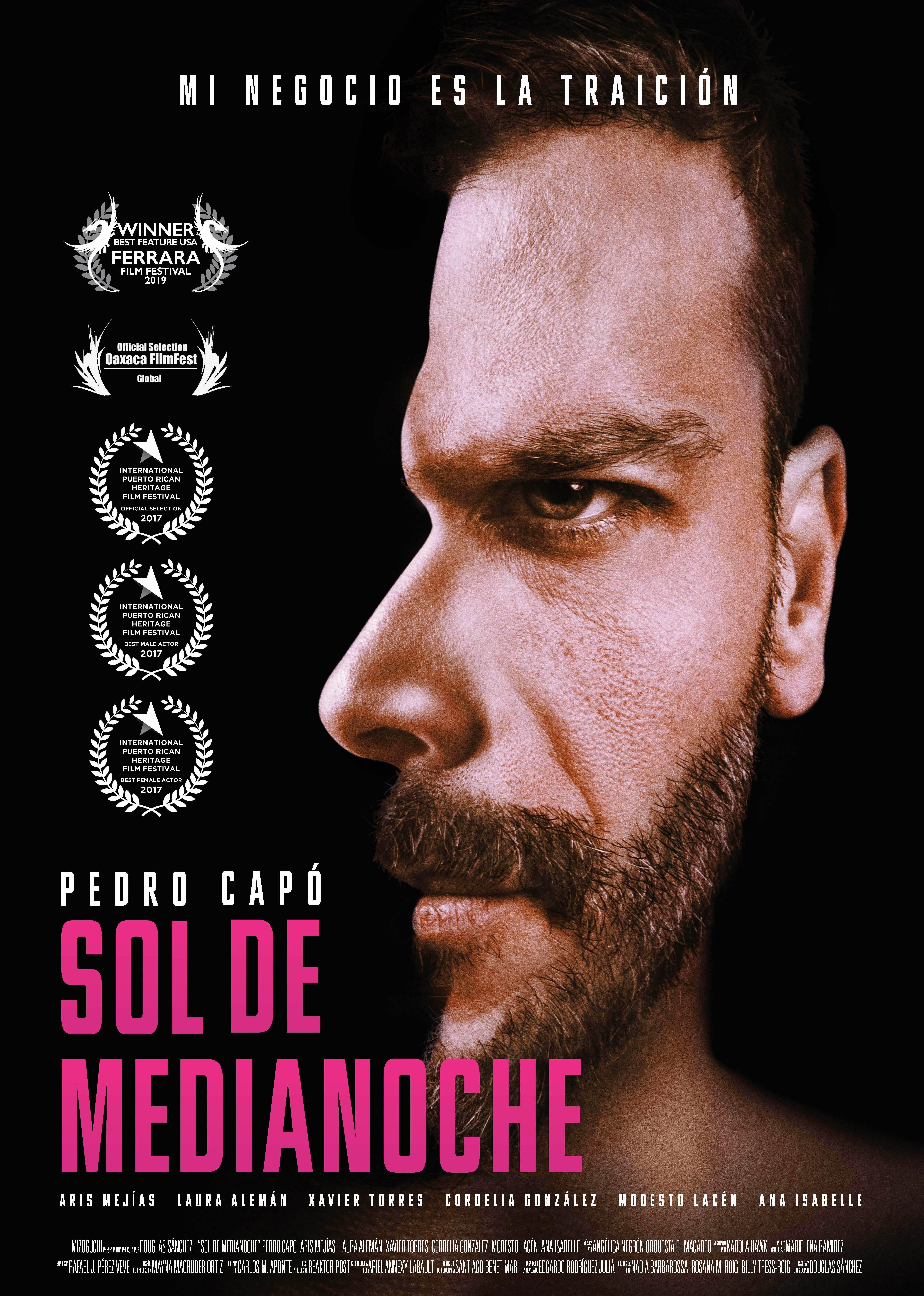 Sol de Medianoche (2018) IMDb