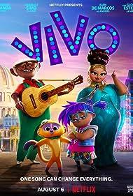 Vivo (2021) HDRip Hindi Full Movie Watch Online Free