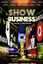Wicked: The Road to Broadway Poster