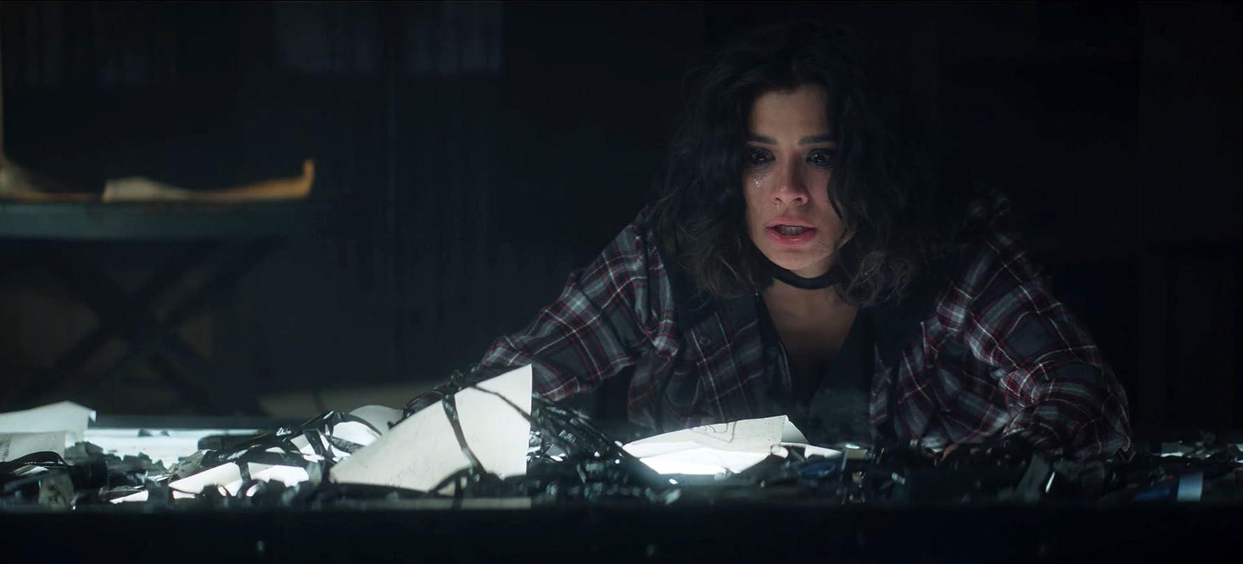 Diane Guerrero in Doom Patrol (2019)