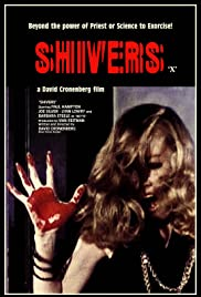 Shivers (1975) Poster - Movie Forum, Cast, Reviews