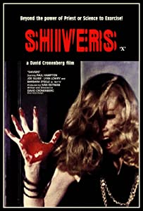 Recommended movie to watch 2017 Shivers by David Cronenberg 2160p]