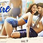 Ranveer Singh and Vaani Kapoor in Befikre (2016)