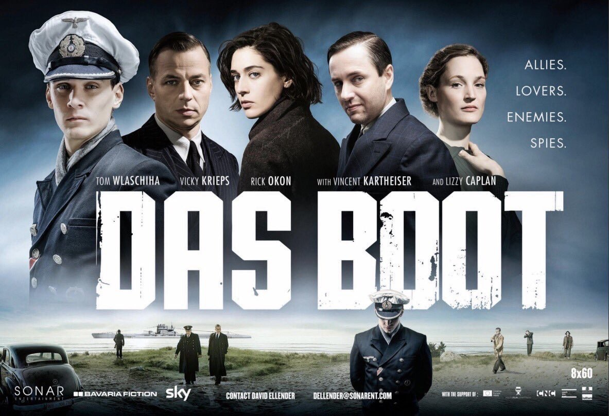 Submarinul - Das Boot (2018) Serial Online Subtitrat