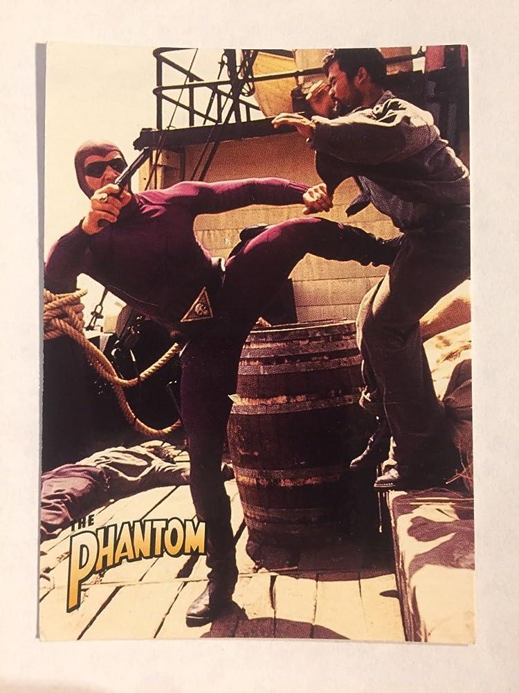 Poster film The Phantom.