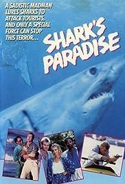 Shark's Paradise Poster