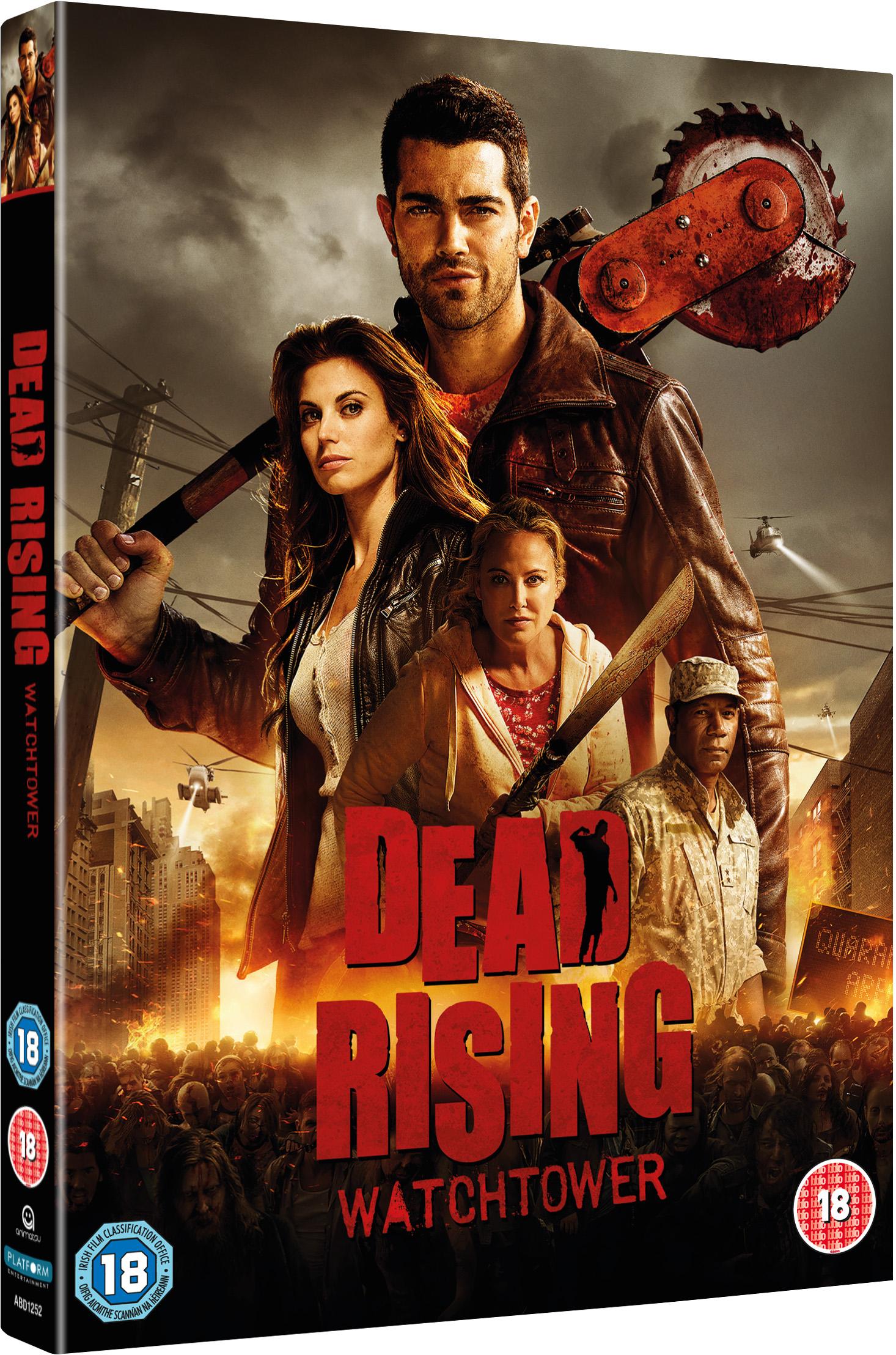 Dead Rising Watchtower 2015 Photo Gallery Imdb