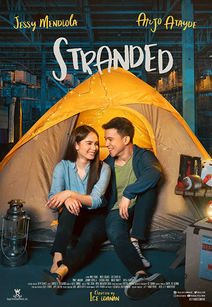 Stranded (2019) Full HD