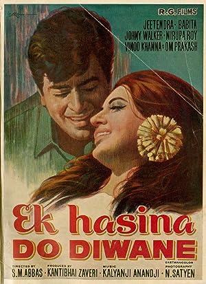 Ek Hasina Do Diwane movie, song and  lyrics