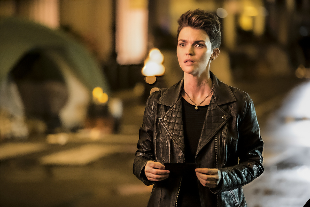 Ruby Rose in The Rabbit Hole (2019)