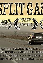 Split Gas Poster
