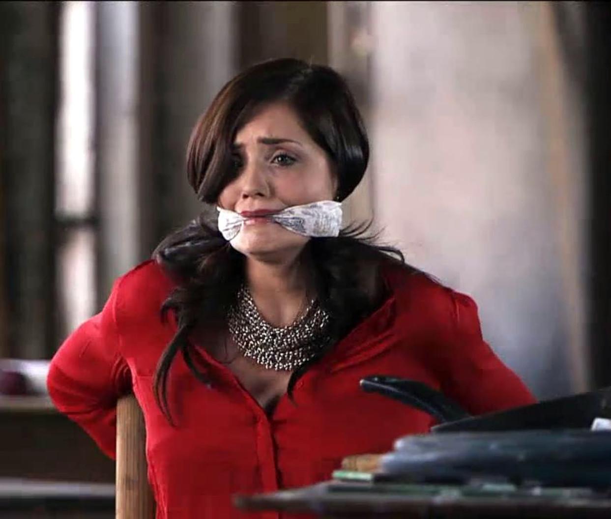 Lisette Morelos in La Impostora (2014)