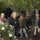 Doris Roberts, E.J. Callahan, Omar J. Dorsey, Ellen Geer, Judy Reyes, Stacy Solodkin, and Jim Cody Williams in Our House (2006)