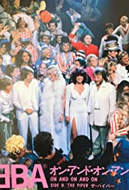 ABBA: On and on and On Poster