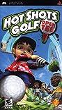 Hot Shots Golf: Open Tee (2004) Poster