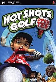 Hot Shots Golf: Open Tee Poster