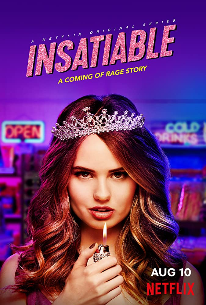 Insatiable 2019 S01 Hindi Dubbed Complete 1.8GB HDRip Download