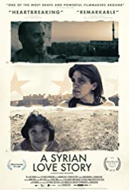 A Syrian Love Story Poster