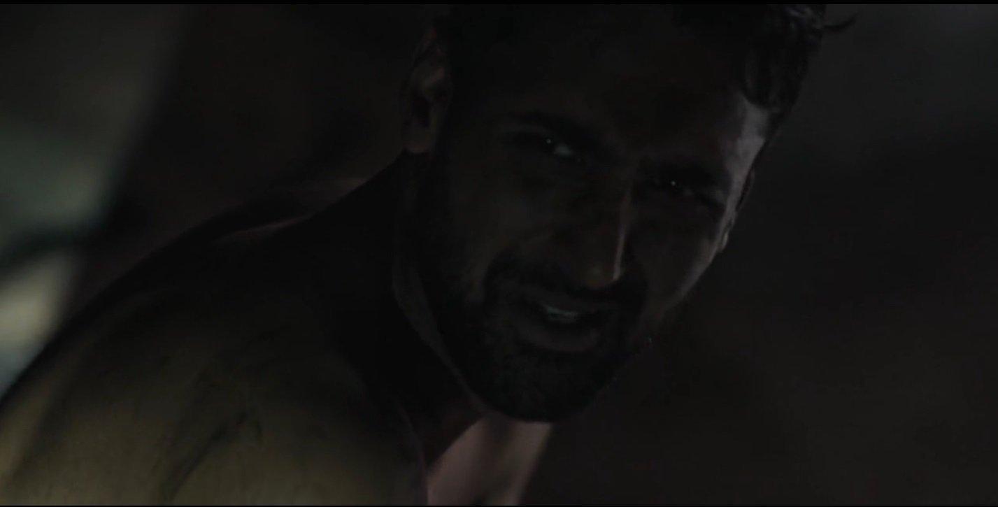 Arsher Ali in The Ritual (2017)
