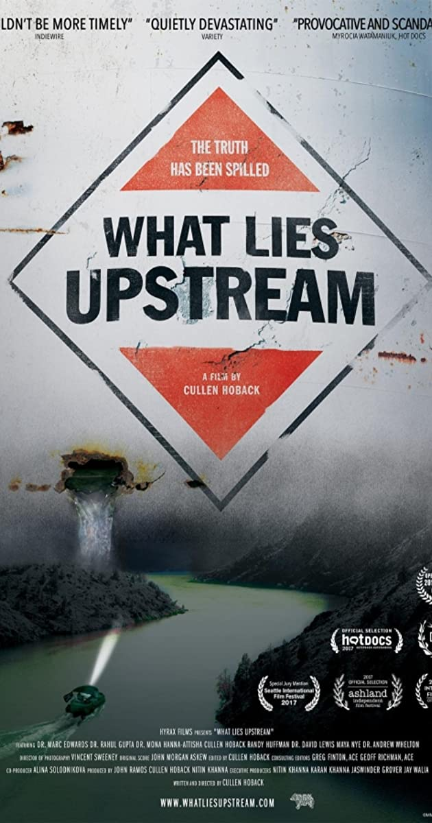 Subtitle of What Lies Upstream