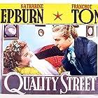 Katharine Hepburn and Franchot Tone in Quality Street (1937)