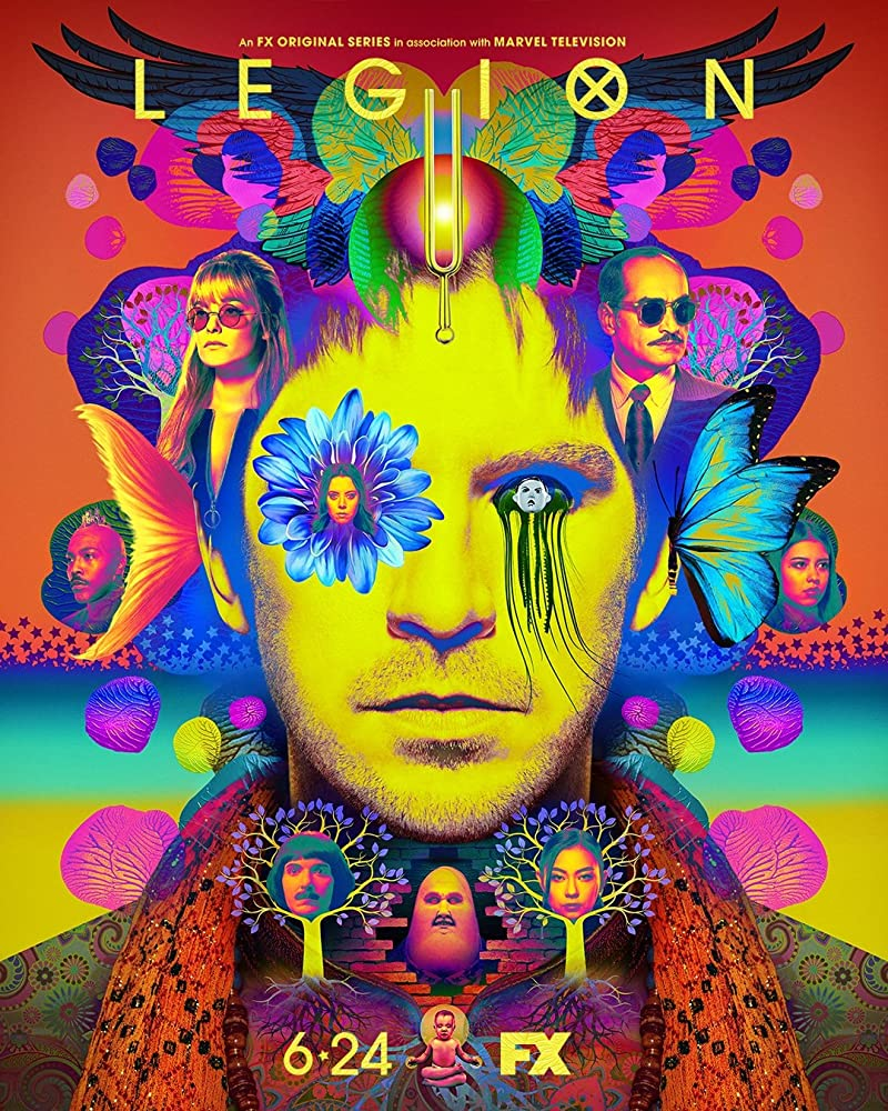Legion S2 (2018) Subtitle Indonesia