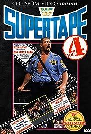 WWF Supertape Vol. 4 Poster