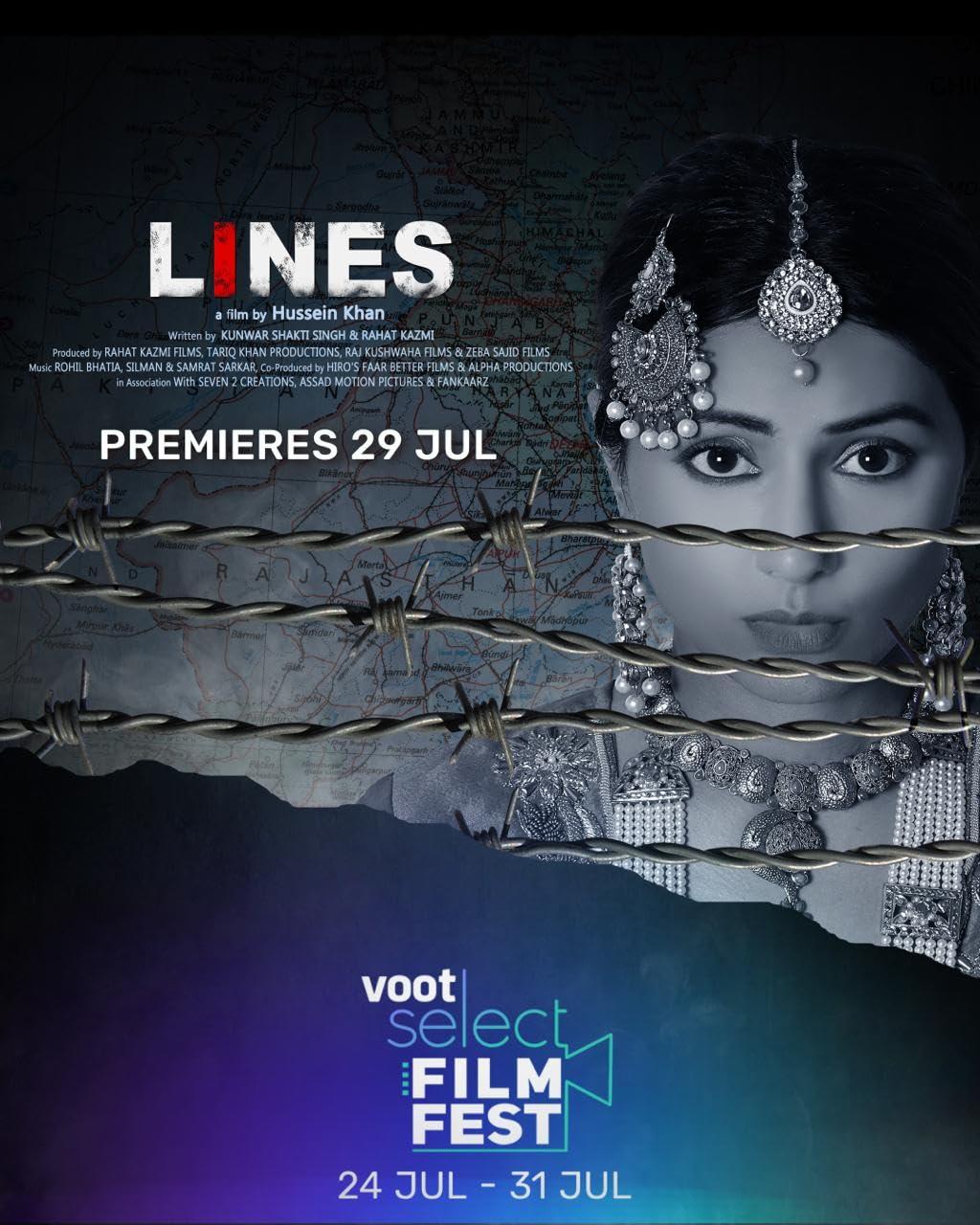 Lines | 2021 | Hindi | 1080p | 720p | WEB-DL