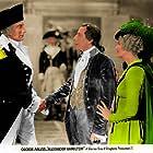 George Arliss, Doris Kenyon, and Alan Mowbray in Alexander Hamilton (1931)